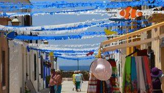 Fiestas Patronales y Tradicionales de Tabarca