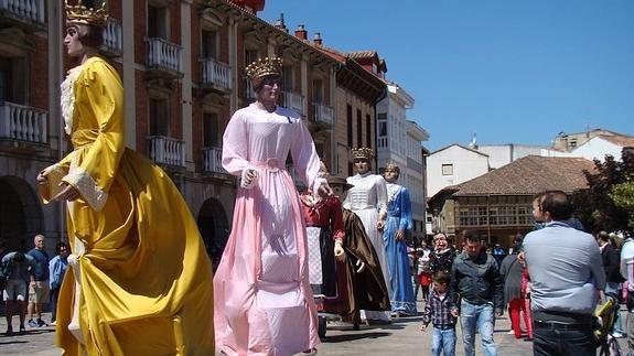 Fiestas San Juan y San Pedro de Aguilar de Campo