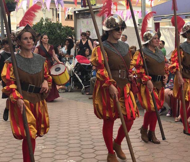 Fiestas Trinitarios y Berberiscos en Torre Pacheco
