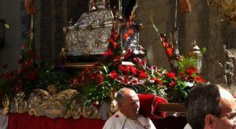 Fiestas de Santa Orosia y San Pedro en Jaca