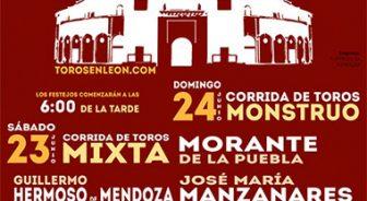 Feria Taurina de León