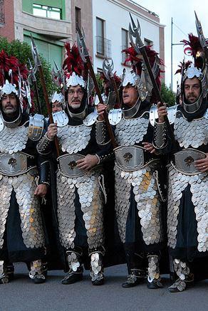 Moros y Cristianos de Alcázar de San Juan