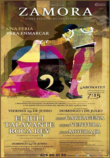 Feria Taurina de San Pedro de Zamora