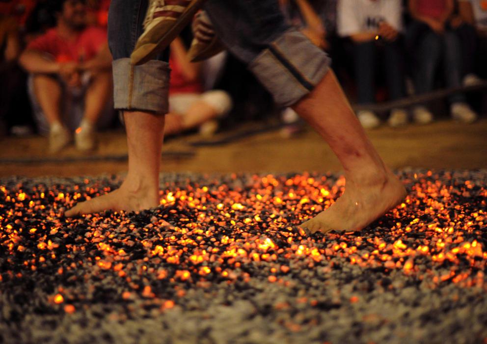 programa Fiesta Paso del Fuego y Las Móndidas de San Pedro Manrique