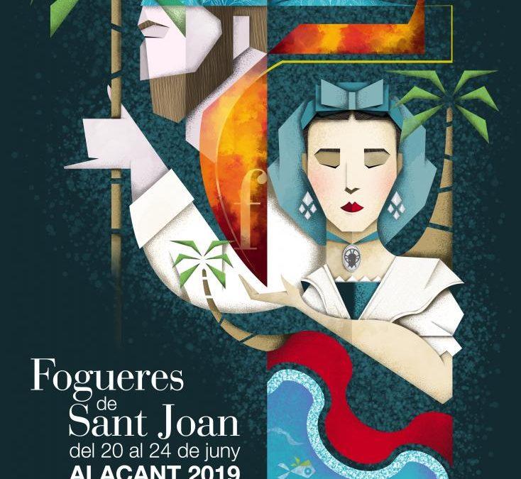 Hogueras de San Juan de  Alicante