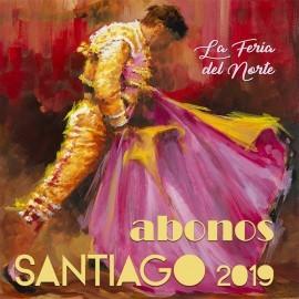 Feria Taurina de Santiago en Santander