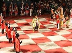 Fiesta Ajedrez Viviente de Jávea 2020