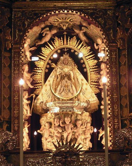 Fiestas Lustrales de la Bajada de la Virgen de las Nieves de Santa Cruz de La Palma