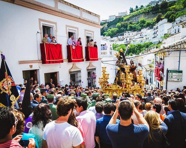 Fiestas Patronales de Setenil de las Bodegasa