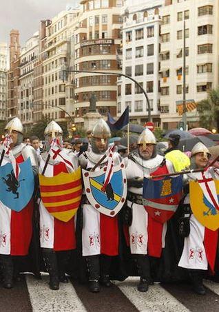 Moros y Cristianos de Marítimo de Valencia