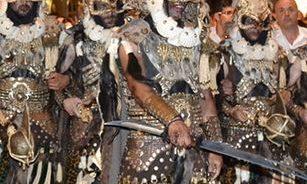 Moros y Cristianos de Xàbia
