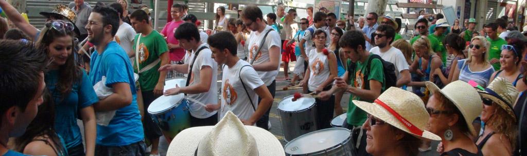 Festa Bous a la Mar de Dénia