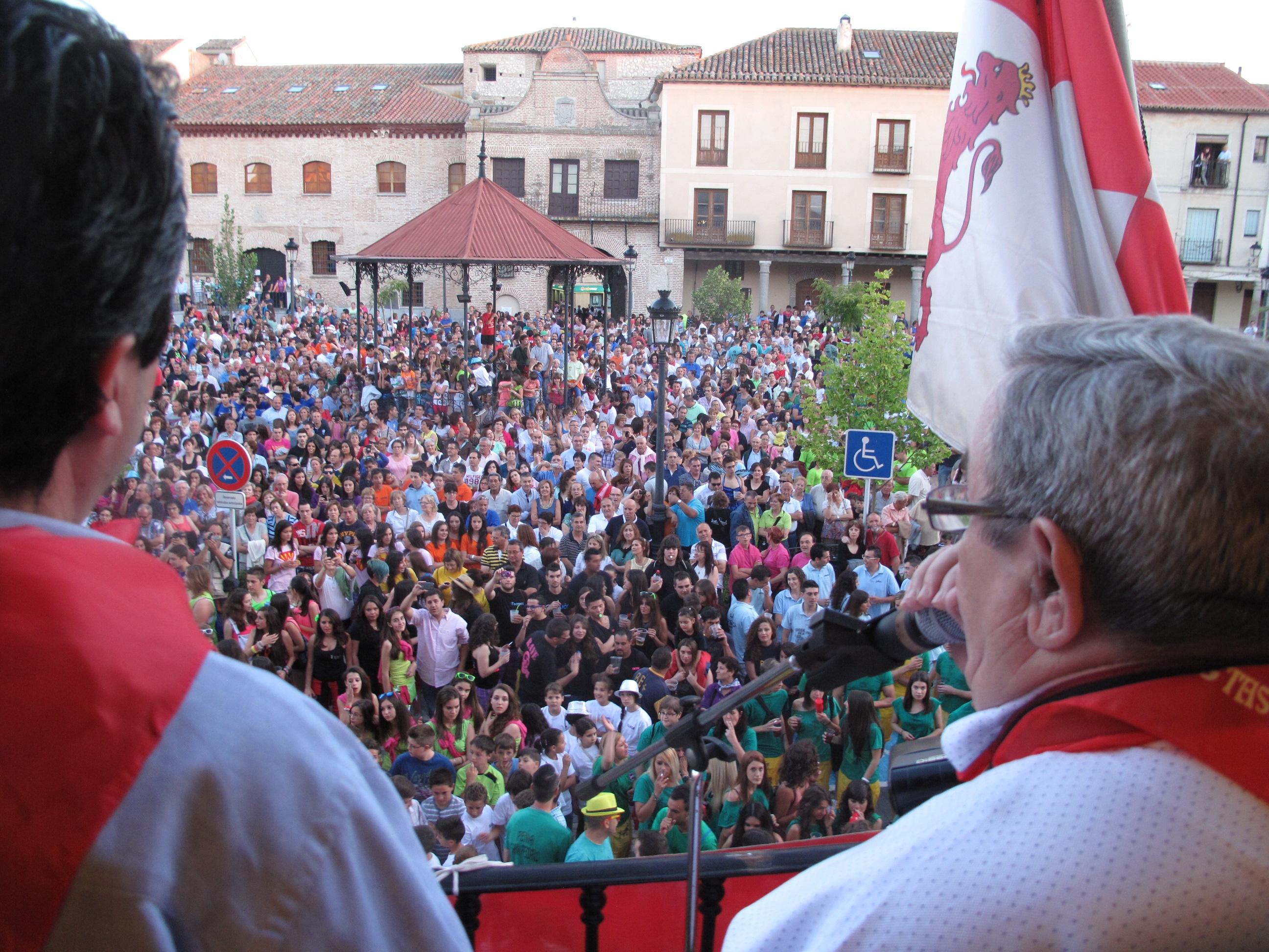 Feria y Fiestas San Victorino de Arévalo