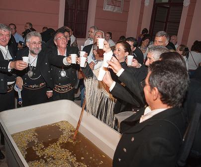 Fiesta La Pandorga en Ciudad Real