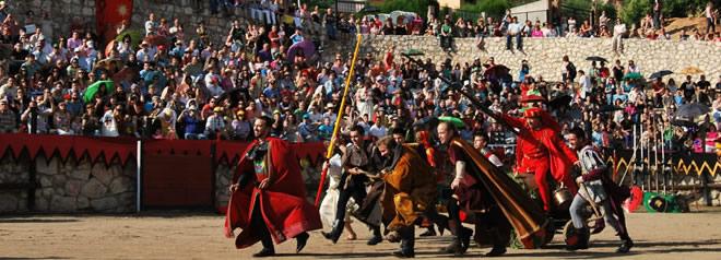 Festival Medieval Hita