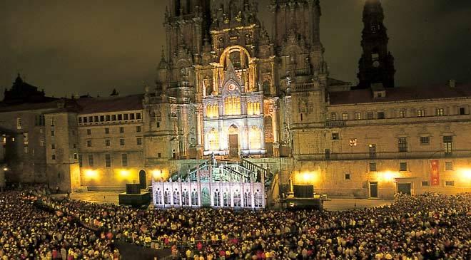 Fiestas Santiago Apóstol de Santiago Compostela