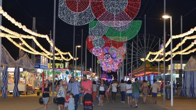 Feria Colombinas de Huelva
