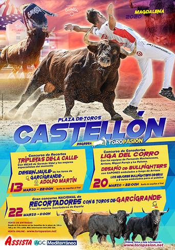 Festejos Taurinos en Castellón