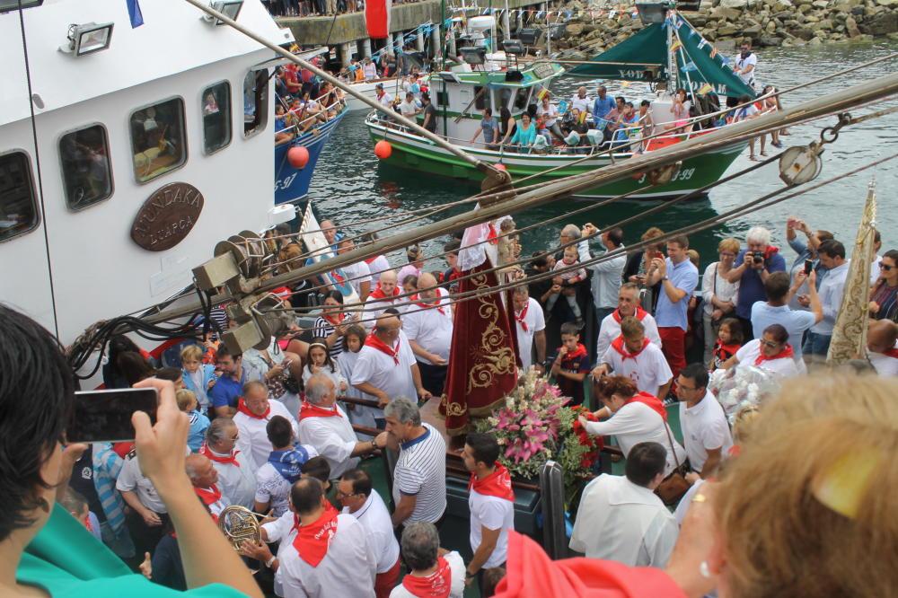 Fiesta de Nuestra Señora del Rosario de Luarca