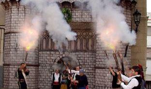 Moros y Cristianos de Olleria