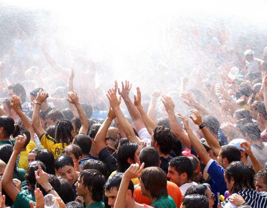 Fiestas de San Roque Vilagarcía de Arousa