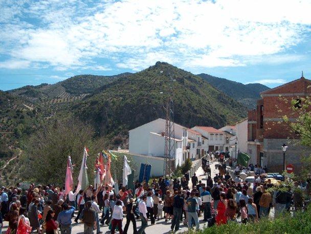 Fiestas de la Virgen y San Roque de Carchelejos