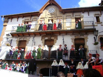 Fiesta Día del Traje Típico Ansotano de Ansó
