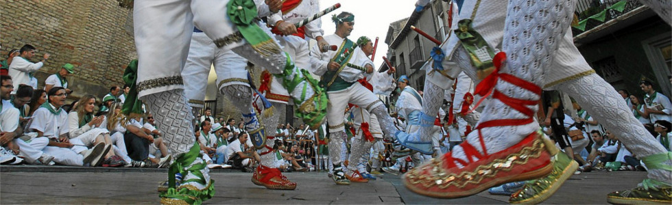 Fiestas de San Lorenzo de Huesca