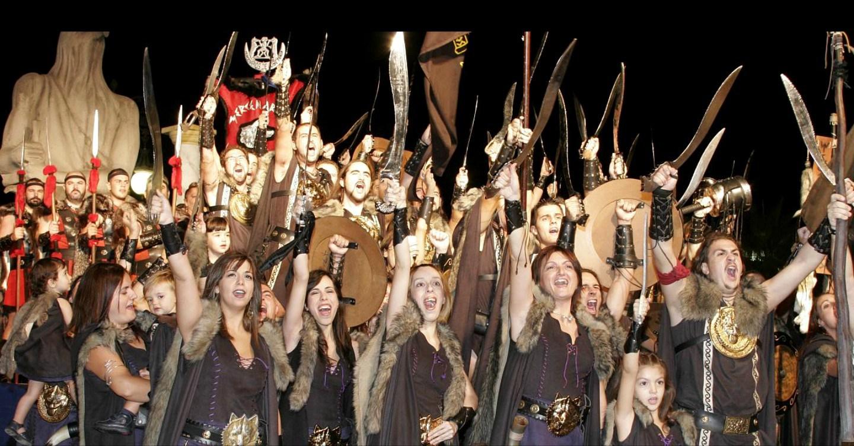 Fiesta de Carthagineses y Romanos de Cartagena