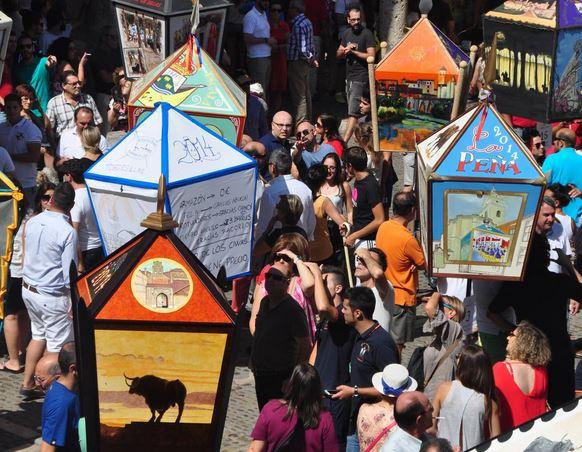 Feria y Fiestas de la Peña de Tordesillas