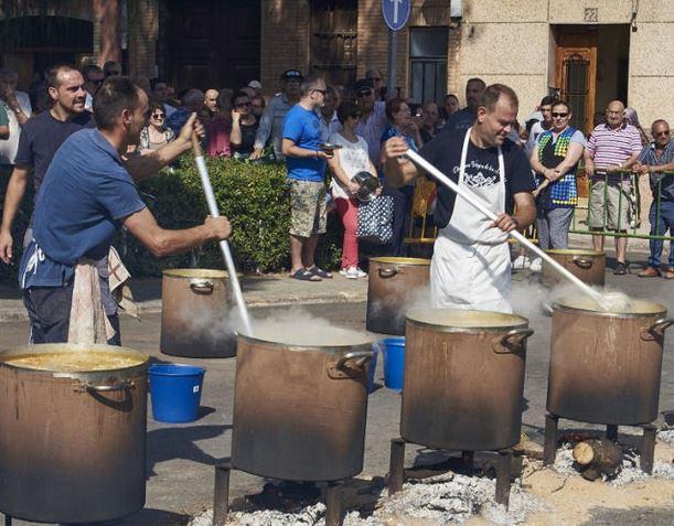 Festes d Octubre en Vinalesa