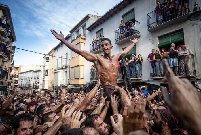 Fiesta Cascamorras de Guadix