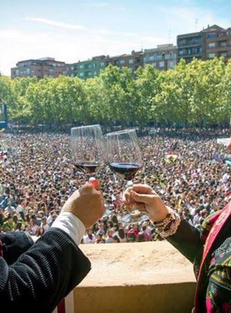 Fiesta San Mateo de Logroño