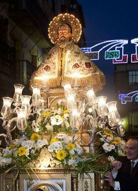 Fiesta San Saturio Soria