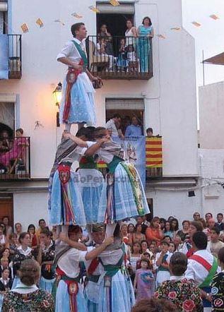 Fiestas Patronales de Peñíscola