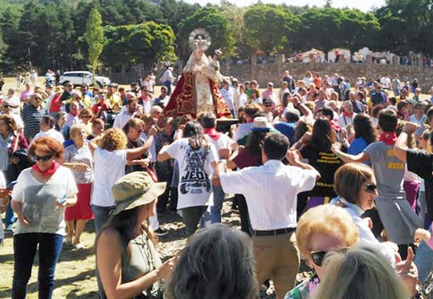 Fiestas Patronales de Riaza