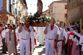 Fiestas San Miguel en Cortes