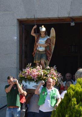 Fiestas San Miguel y San Francisco de Guadarrama