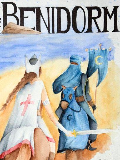 Moros y Cristianos de Benidorm