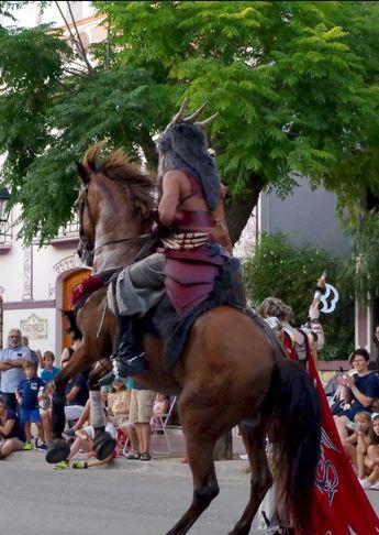 Moros y Cristianos de Fontanars dels Alforins