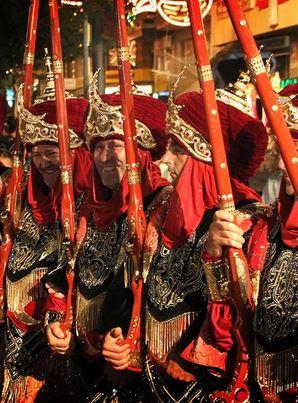 Moros y Cristianos de Santa Pola