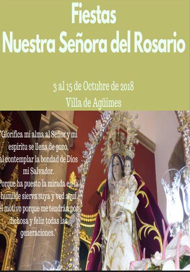 Fiestas de Nuestra Señora del Rosario de Agüimes