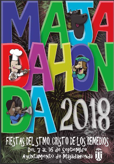 Fiestas Patronales de Majadahonda