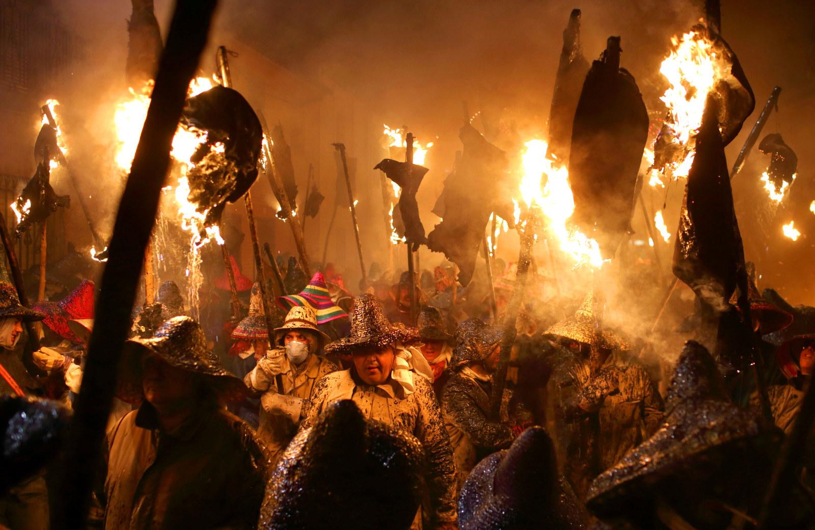 Fiesta Procesión Cívica de El Vítor de Mayorga