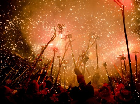 Fiestas de Nuestra Señora de La Merced de Barcelona