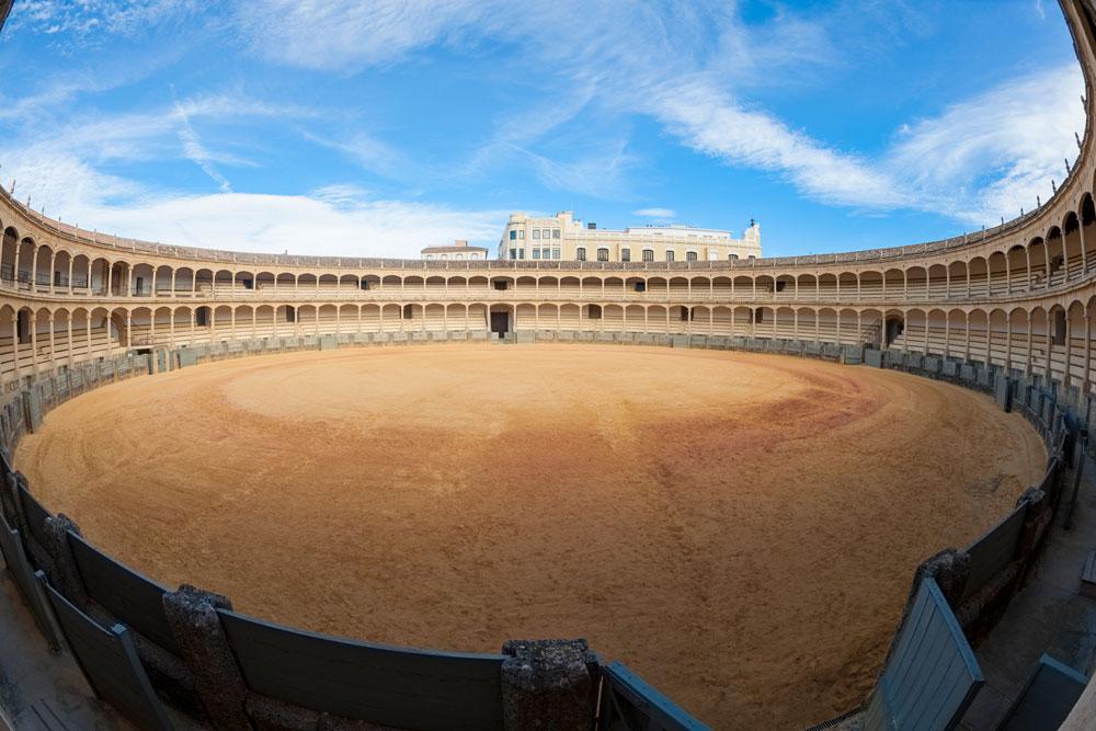 Plaza: Ronda. Real Maestranza de Caballería de Ronda