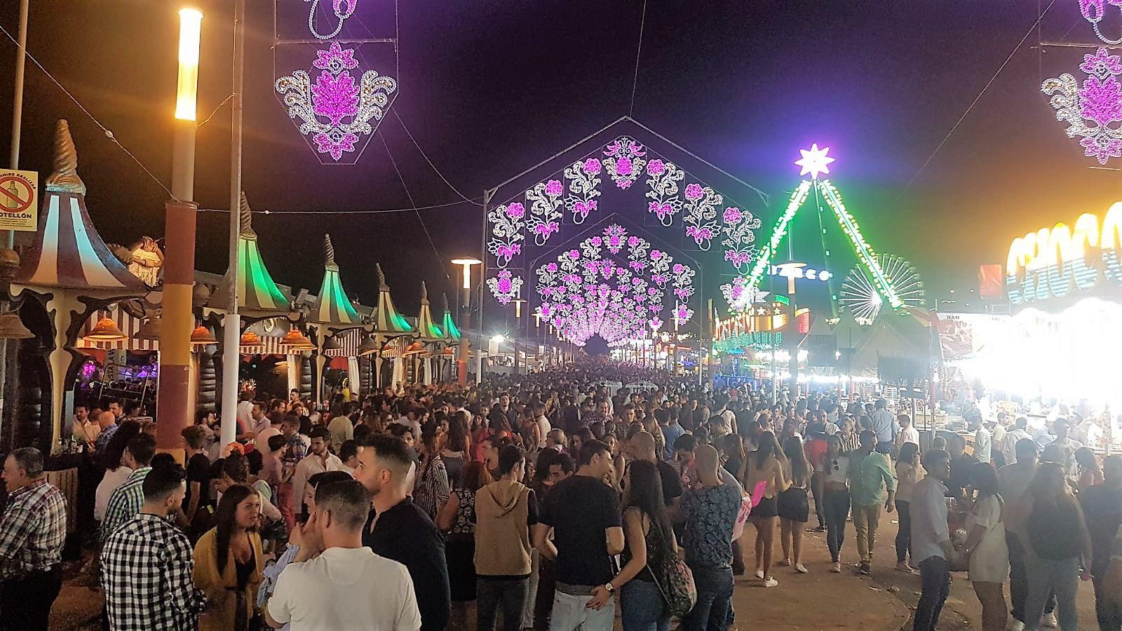 Feria y Fiestas San Lucas de Jaén, fiestas en la provicincia de jaen