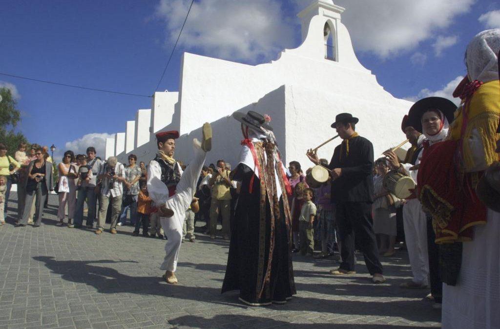 Fiesta Patronales de Sant Rafael de Sa Creu