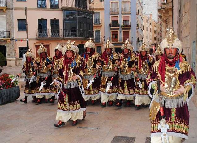 Moros y Cristianos de Alzira