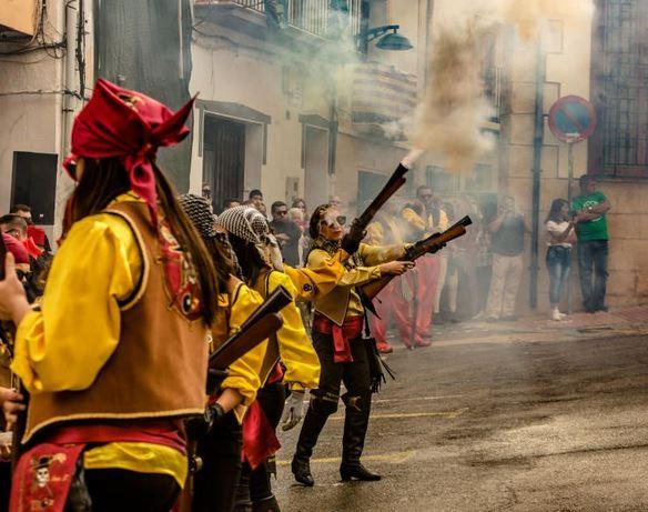 Moros y Cristianos de Callosa d En Sarrià